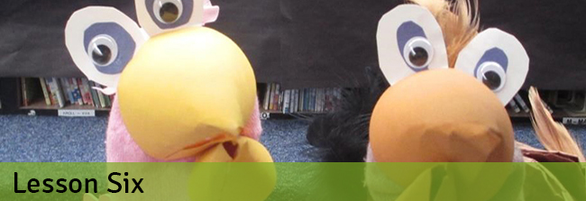 Biomimicry lesson six